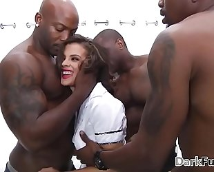 Brutal monster pecker anal bang - keisha grey