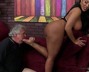 Kiara mia femdom hd; femdom, ass-lick, foot, fetish, big-ass, big-tits, hardcore, oral-service, bruntte, hd,