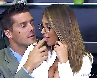 Brazzers.com - (layla london) - large zeppelins at work