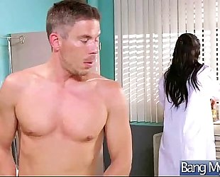 Hardcore sex adventures with doctor and excited patient (romi rain) video-25