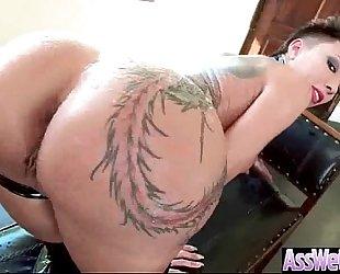 (bella bellz) massive a-hole Married slut take it unfathomable in her juicy gazoo mov-08
