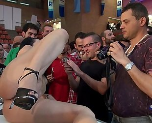 Resumen salón erotico de barcelona 2015 estrellasdelporno y actricesdelporno