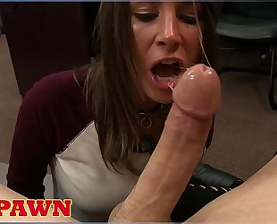 Xxxpawn - felicity feline needs specie quick, so this babe goes to a pawn shop