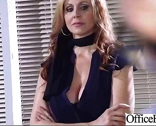 (julia ann) lustful breasty office black cock sluts have a fun hard sex act mov-17