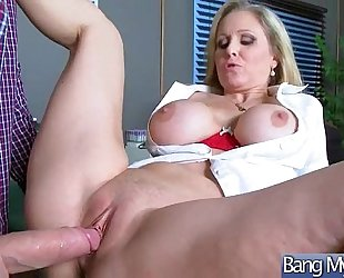 Horny floozy patient (julia ann) entice doctor for sex adventures act movie-14