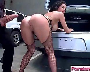 (veronica avluv) pornstar slutwife love monster giant jock inside her holes clip-30
