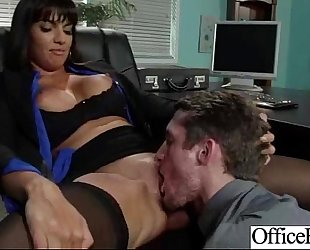 Busty BBC slut (mercedes carrera) receive hard style nailed in office vid-26