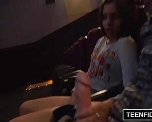 Teenfidelity katya rodriguez taut legal age teenager creampie