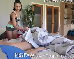 Spyfam-step-sister-ariana-marie-gets-curious- hd on: https://clkme.in/qy5p8h