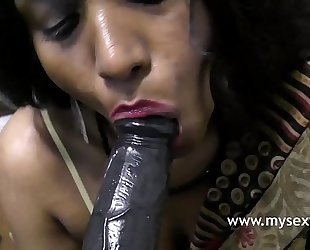 Indian slutty wife lily rubbing her clits fingering to extraordinary big O