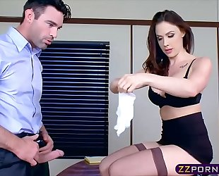 State of california bonks chanel preston hard in the bawdy cleft