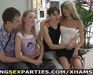 Xhamster.com 3019444 youthful sex parties double date followed by a sex party 720p