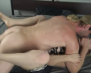 Son forces mommy to fuck him - fifi foxx and dick ninja