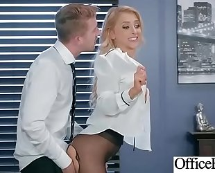 Sex in office with horny breasty doxy dirty slut wife (alix lynx) video-03