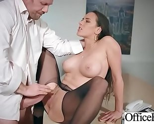 Hardcore sex with hawt sluty breasty office slutty wife (mea melone) mov-21