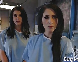 Doctor enticed and hard group sex a lewd hawt patient (noelle easton & peta jensen) video-19