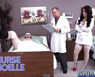 Sex adventure tape betwixt doctor and patient (noelle easton) clip-23