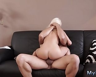 Blowjob for her dude and avid ally's brother ' compeer's sister lovely