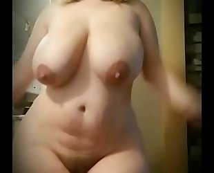 Totally nude