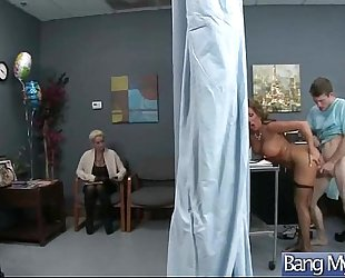 Nasty patient (richelle ryan) acquire hardcore sex treat from doctor movie-22