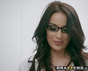 Brazzers.com - large bazookas at school - romance languages scene starring anissa kate and marc rose