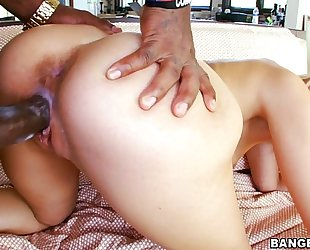 Blonde with a ass annika albrite can't live without this dark knob