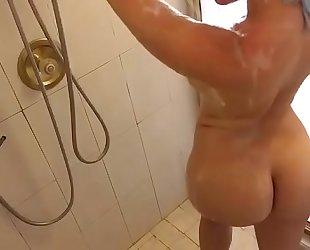Anikka albrite shower webcam