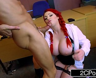 Little high school whore harmony reigns receives proper large cock torment