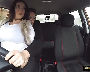 Busty harmony reigns copulates by instructor