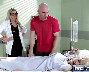 (jessa rhodes) patient acquire sluty and enticed doctor to have sex video-12
