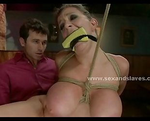 Sex thrall fucking in coarse slavery submission sex episode