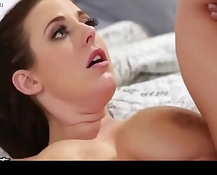 Tyler nixon chick caught jerking off by breasty maid angela white